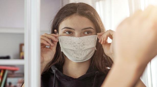 Mask makeup problem